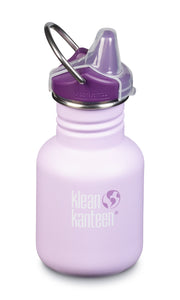 New Klean Kanteen Sippy Cup 12 oz Stainless Steel Water Bottle