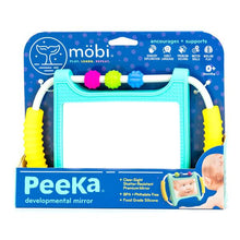 Load image into Gallery viewer, New Mobi Peeka Developmental Mirror Toy