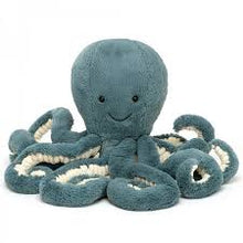Load image into Gallery viewer, New Jellycat Octopus Storm (Multiple Sizes)