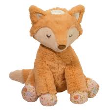 Douglas Starlight Musical Light Music Plush Fox