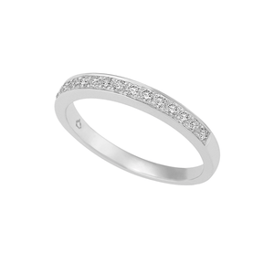 18ct Gold Diamond Wedding Band