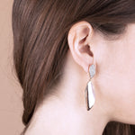 Altissima Leaf Earrings