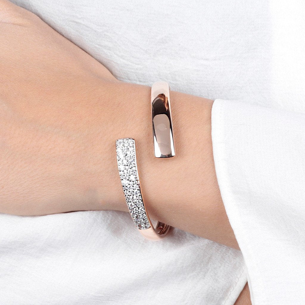 Altissima Snail Bangle