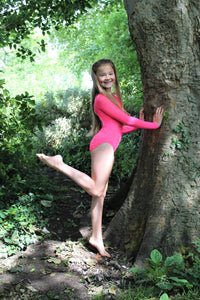 Lottie Leotard  (various colour options)