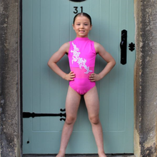 Load image into Gallery viewer, Hannah Glitz Leotard  (various colour options)