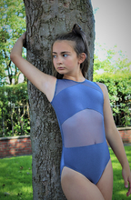 Load image into Gallery viewer, Vortex Sleeveless Leotard