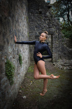 Load image into Gallery viewer, Nicole Leotard - Black