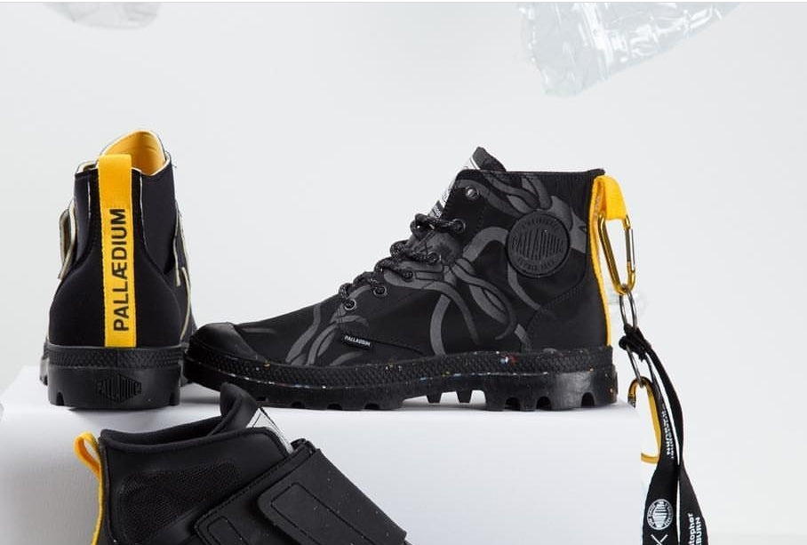 Christopher Raeburn X Palladium Boots collection