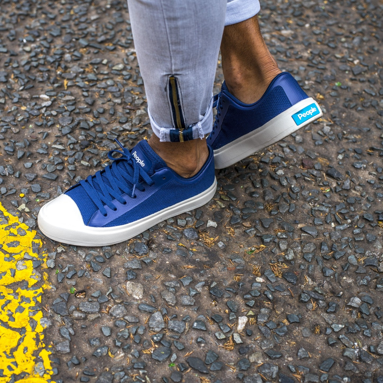 The Phillips (Marina Blue / Picket White)