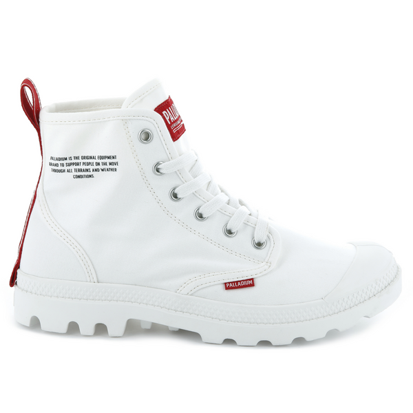 Palladium - Pampa Hi Dare (White)