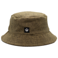 Goorin Bros - Isle of Matador' Jute Bucket Hat (Brown)