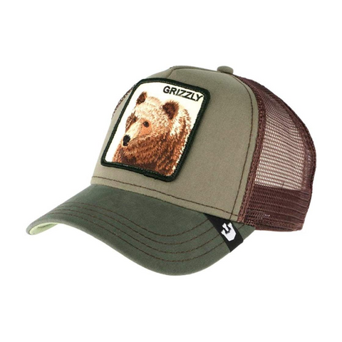 Goorin Bros - Grizzly Trucker Cap