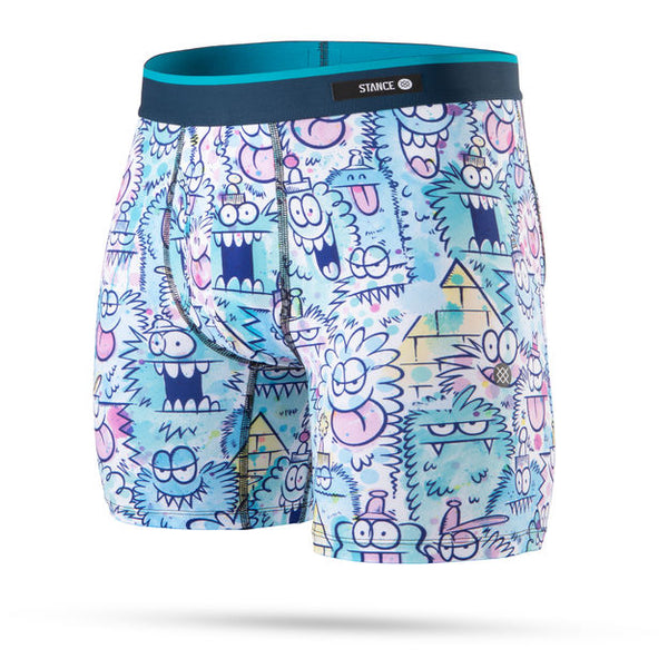 Stance - Kevin Lyons Monster Watercolour Boxer Briefs