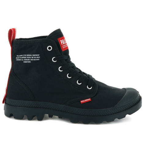 Palladium - Pampa Hi Dare (Black)