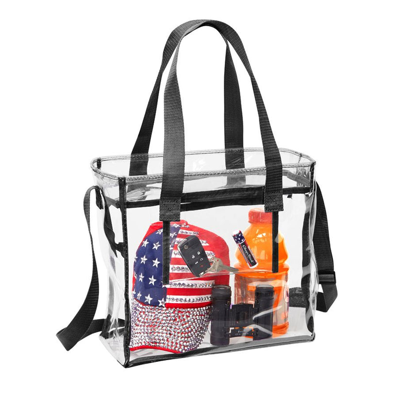 Medium Clear Tote Bags