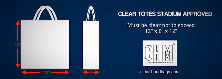 clear bag policy NFL