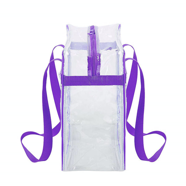 best clear stadium tote bag