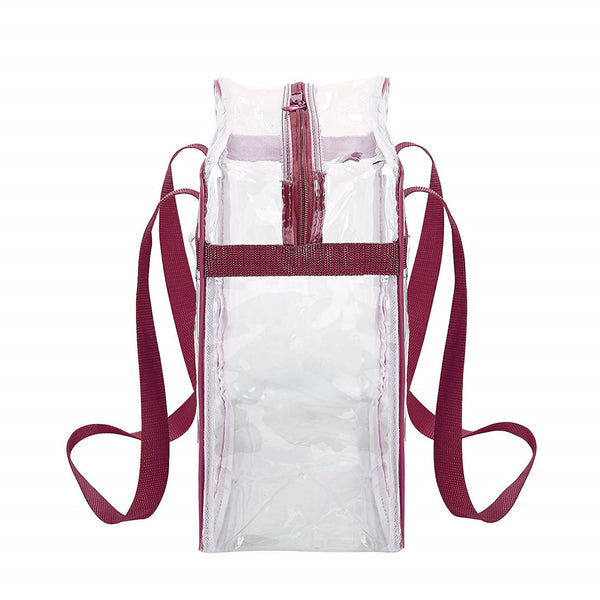 best transparent stadium tote bag
