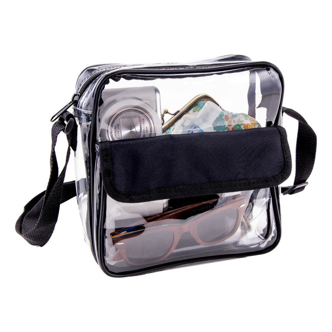 Clear Messenger Bags
