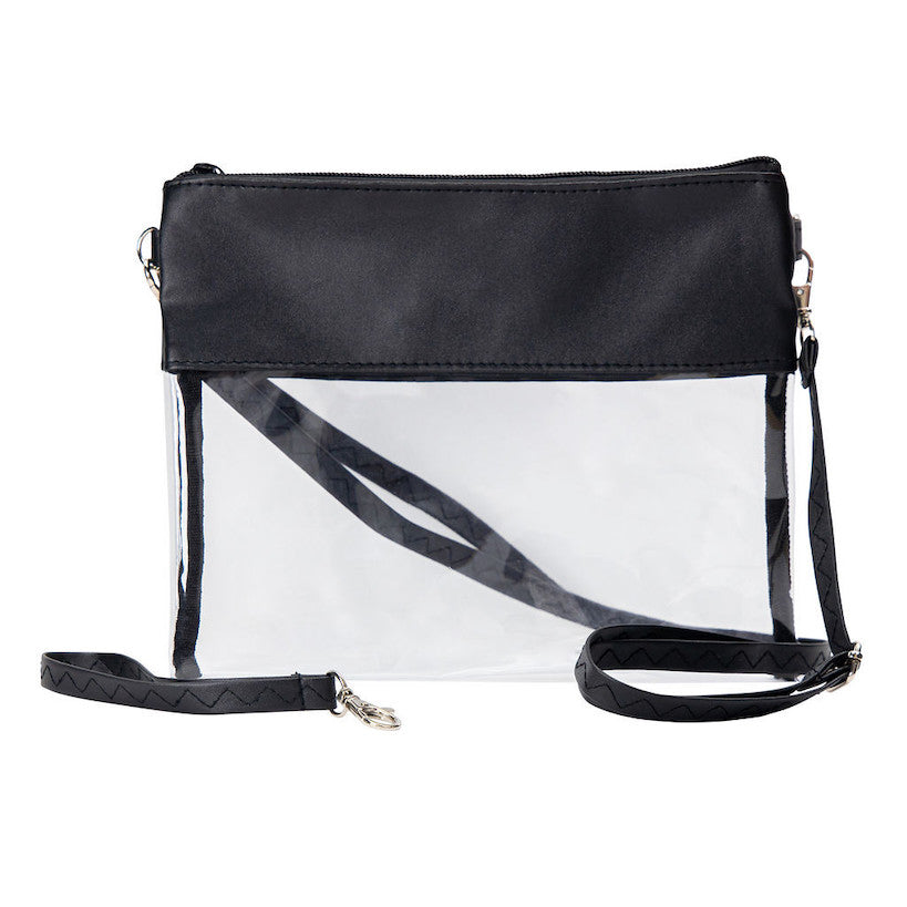 clear crossbody stadium approved bags