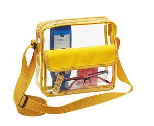 clear purse for football games