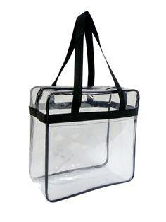 clear totes for football games