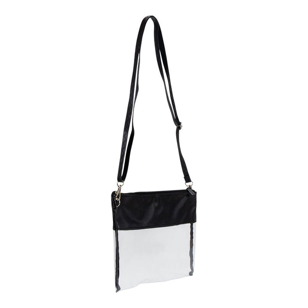 crossbody clear purse