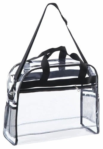 Clear Backpacks & Briefcases