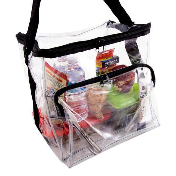 large lunch box for corrections