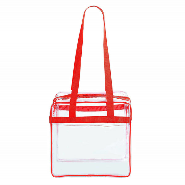 stadium approved tote bag