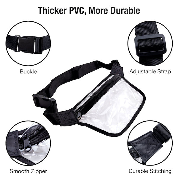 Fanny Pack Rounded Triangle (CH-319RT)