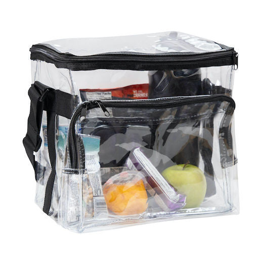 transparent lunch bags