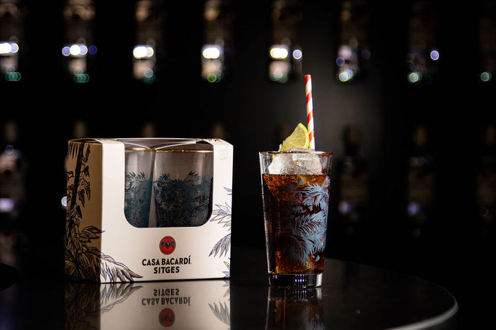Vaso alto cóctel premium. Highball cocktail  glass