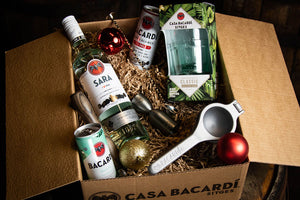 Bacardi Christmas gift ALL INCLUDED
