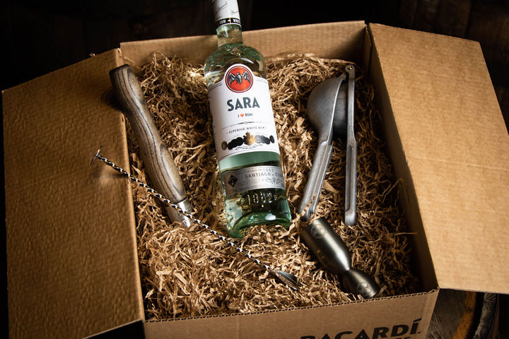 Bacardí Gift Pack Cocktail kit
