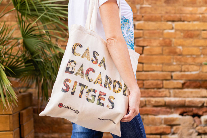 Bolsa tela. shopping bag