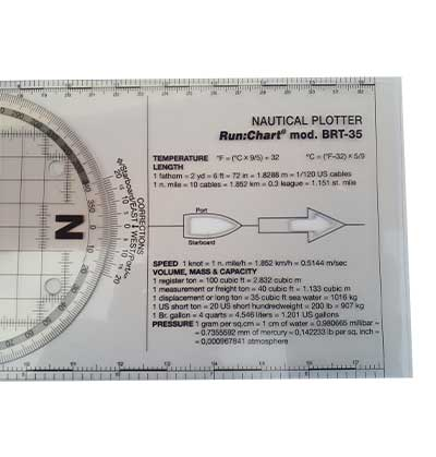 Nautical Plotter BRT-35