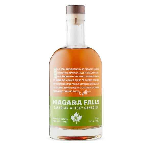 Niagara Falls Craft Distilled - Rye