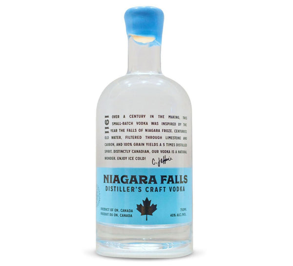 Niagara Falls Craft Distilled - Vodka