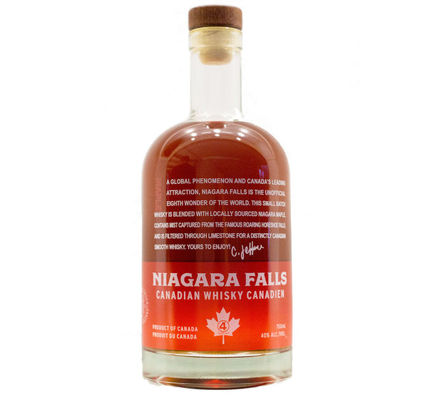 Niagara Falls Craft Distilled - Maple Whiskey
