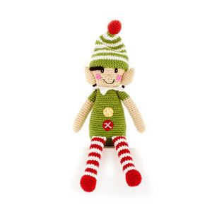 Knit Elf Rattle