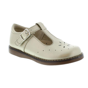 FootMates Sherry Shoe - Pearl Pearlized