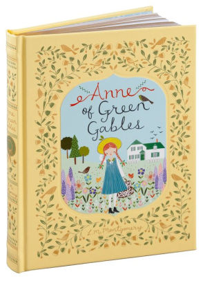 Book - Anne of Green Gables