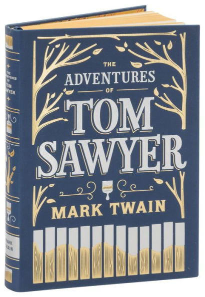 Book - The Adventures of Tom Sawyer