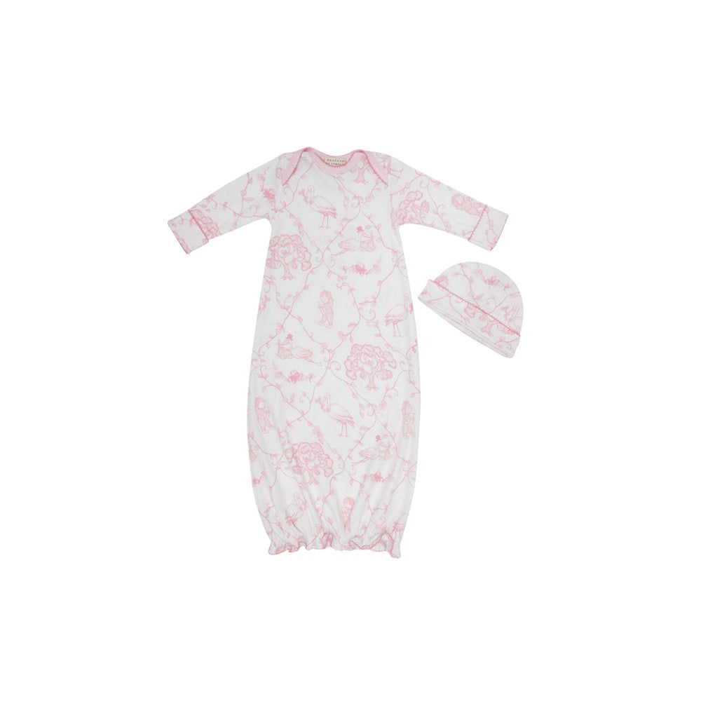 Adorable Everyday Set - Chinoiserie Charm - Palm Beach Pink