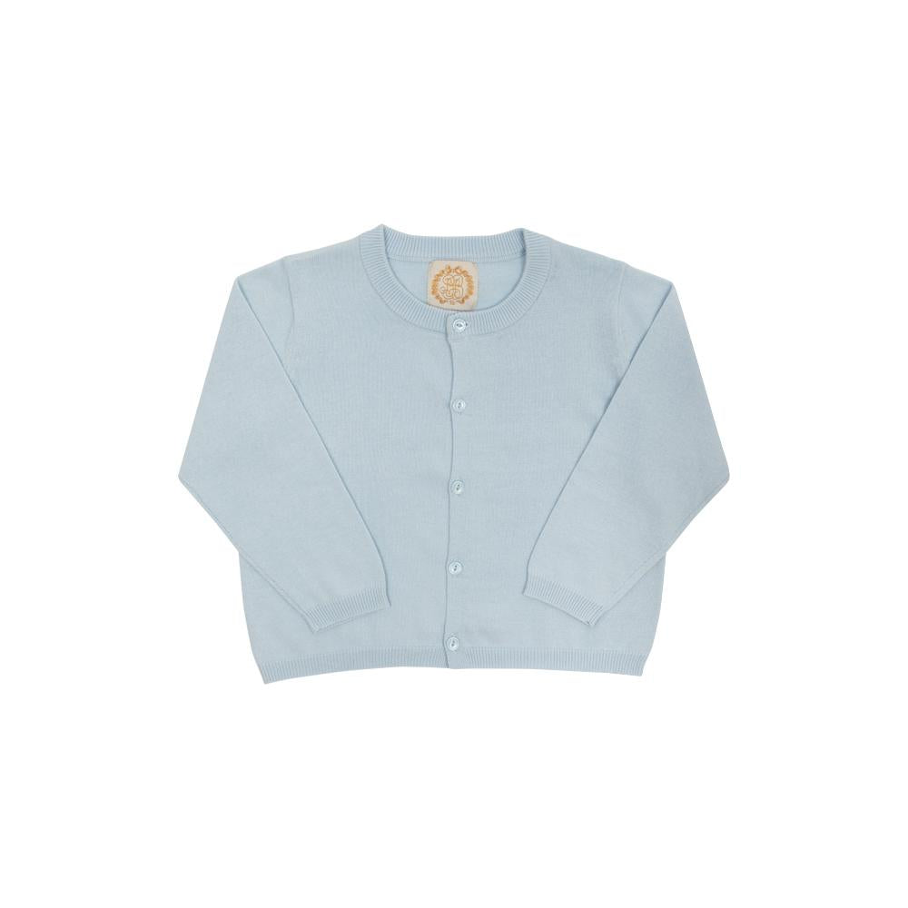 Cambridge Cardigan - Buckhead Blue w/ Light Blue Pearlized Buttons