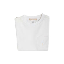 Load image into Gallery viewer, Carter Crewneck (with Pocket) - Worth Avenue White