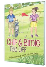 Load image into Gallery viewer, Book - Chip & Birdie Tee Off