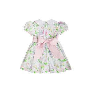 Cindy Lou Sash Dress - Belvedere Blooms