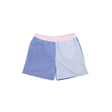 Load image into Gallery viewer, Shelton Shorts - Colorblock - Periwinkle, Buckhead Blue, Royal, Palm Beach Pink